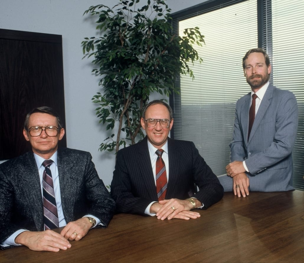 RWB's firm history includes the legacy of our three founders.