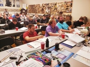 RWB engineers attend the ASPE Plumbing Design Course