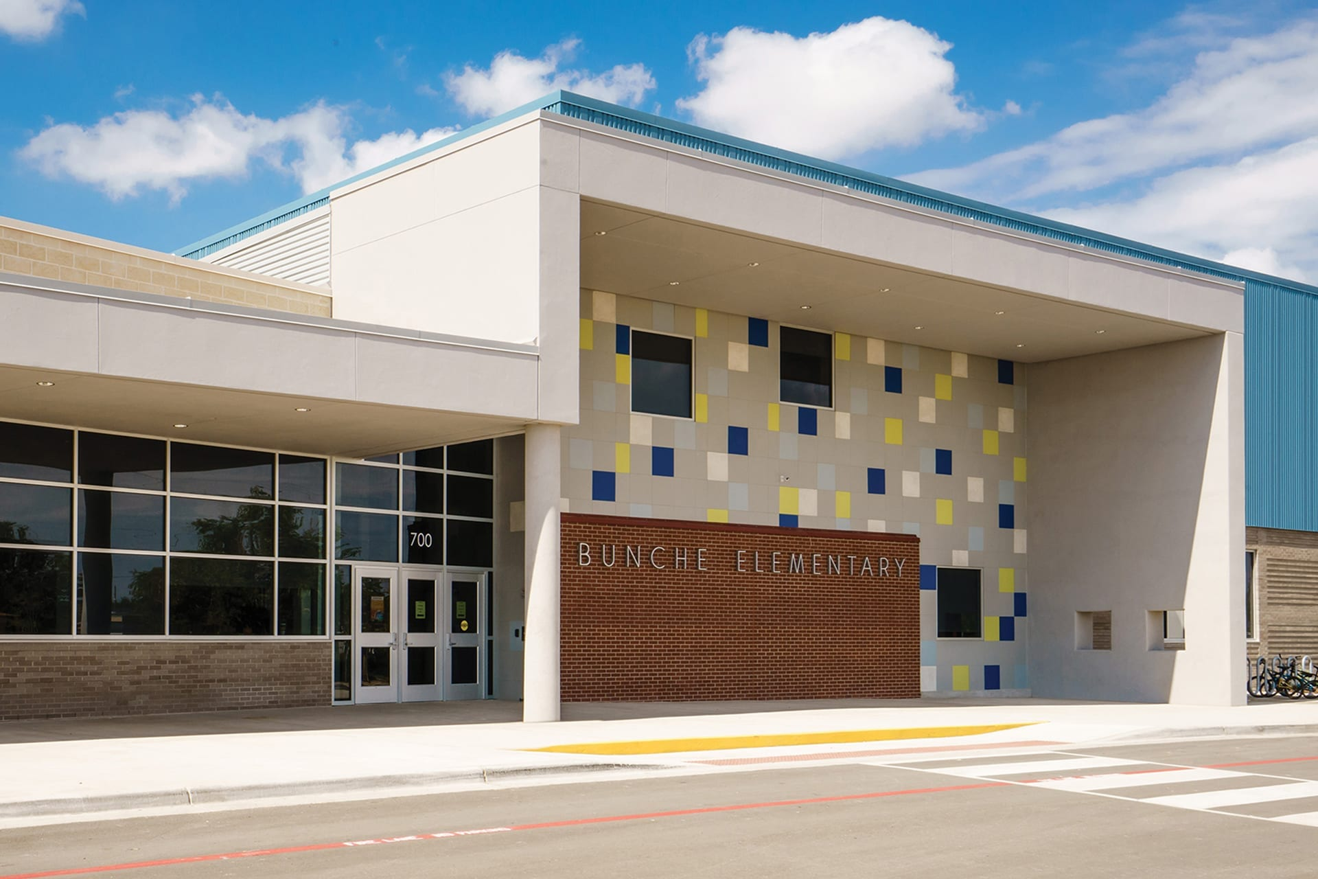 Ralph Bunche Elementary School Exterior Photo