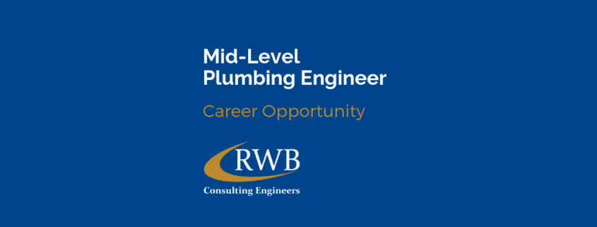 Plumbing engineer job posting