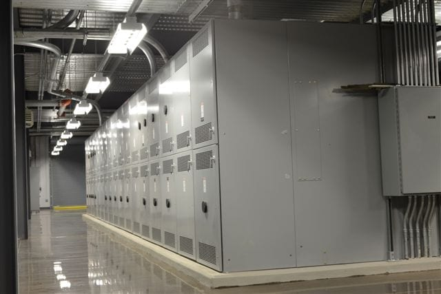 American Airlines Flight Training Academy Central Utility Plant