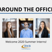 Welcome 2020 Interns