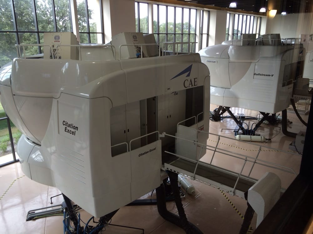 CAE Dallas Flight SImulator