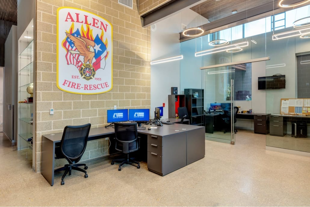 City-of-Allen-Central-Fire-Station-Admin