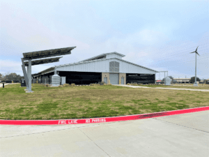 Arlington ISD Ag Science Center